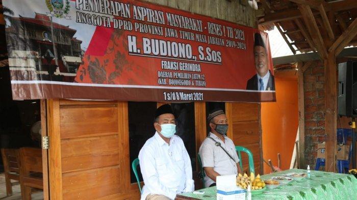 Ratusan Keluarga di Bojonegoro Kesulitan Air Bersih, Politisi Gerindra Siapkan Solusi