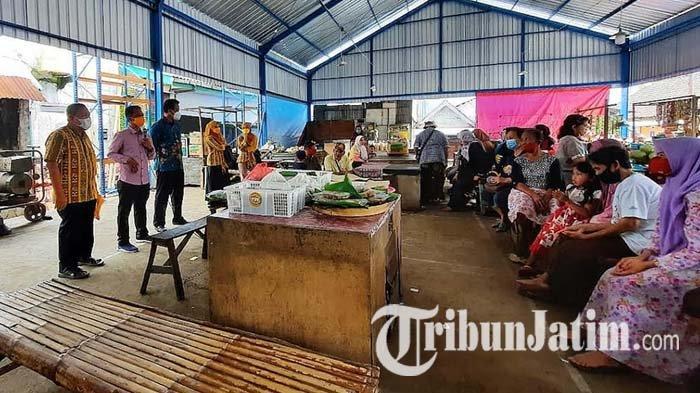 Apresiasi Rehabilitasi Pasar Desa Purwodadi Pasuruan, DPRD Dorong Konsistensi Pemkab