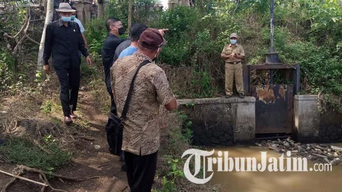 Puluhan Tahun 300 Hektare Lahan Pertanian di Tulungagung Kerap Gagal Panen karena Luapan Air Siphon