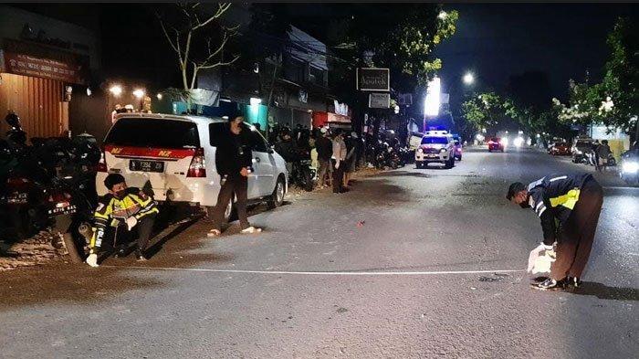 Diduga Melaju Terlalu Kencang, Pengendara Motor Tabrak Penyeberang Jalan hingga Tewas di Kota Malang
