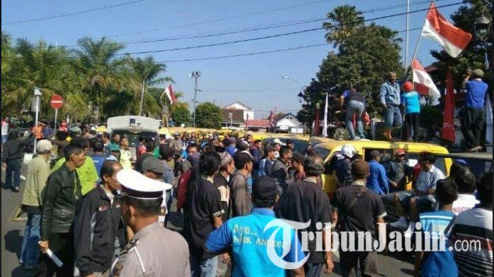 Terminal Akan digusur, Sopir Angkot di Kota Malang Mengadu ke Sutiaji dan Langsung Dapat Jaminan