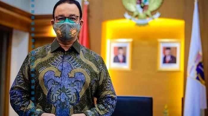 Susul Wakilnya Ahmad Riza Patria, Gubernur DKI Jakarta Anies Baswedan Terkonfirmasi Positif Covid-19