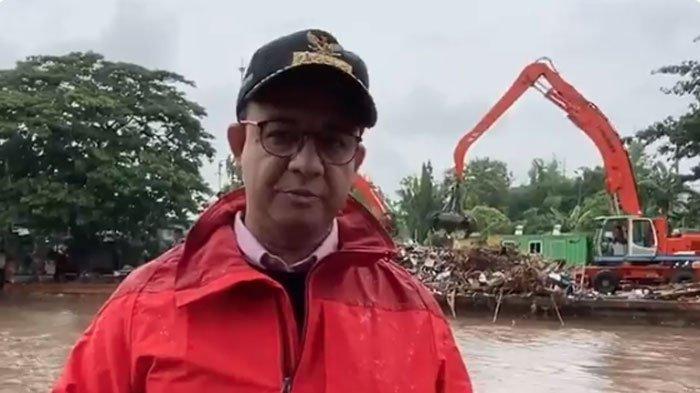 Jelang Musim Hujan di Tengah Pandemi, Anies Baswedan Ucapkan Doa Ini: Semoga Dibebaskan dari Banjir