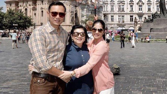 Annisa Pohan Bongkar Cerita Awal Pertemuan dengan Ani Yudhoyono, Gelisah Jika Menantu Sulit Adaptasi