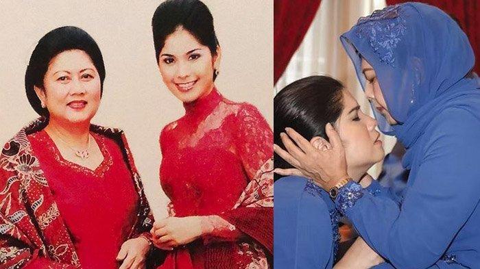 Annisa Pohan Mantu SBY 'Nangis' Ingat Pesan Ani Yudhoyono Semasa Hidup, Ibu AHY Sebut Hati Tenteram