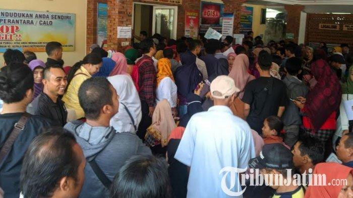 Besok, Dispendukcapil Kabupaten Mojokerto Tak Layani Pengambilan Dokumen Adminduk secara Langsung