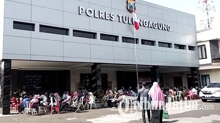 RSUD dr Iskak Membuka Lowongan, Pemohon SKCK di Polres Tulungagung Membeludak