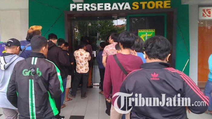 Ikuti Arahan Social Distancing, Persebaya Store Tutup Sementara, Penjualan Beralih ke Online