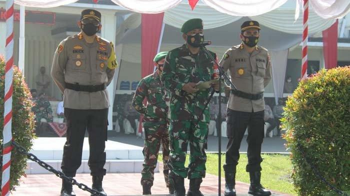 Polres Bondowoso Terjunkan 529 Personel Gabungan dalam Operasi Ketupat Semeru 2021
