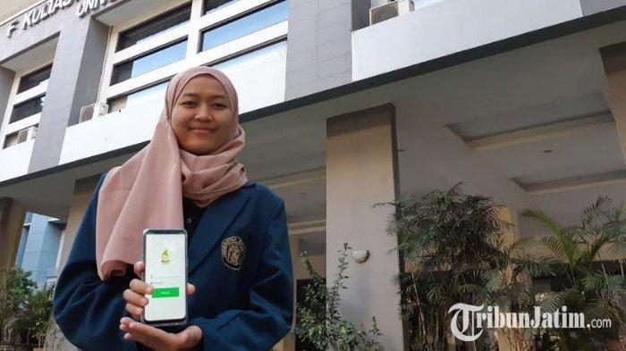 Lima Mahasiswa Universitas Brawijaya Ciptakan Aplikasi i-Lenuk untuk Mendata Penyu Berbasis Android