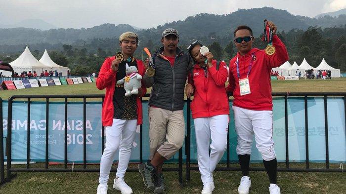 Sebelum ke Palu, Ardi Kurniawan Terbang Dulu Bareng Ayah, Jafro Peraih Emas Asian Games Terus Ingat