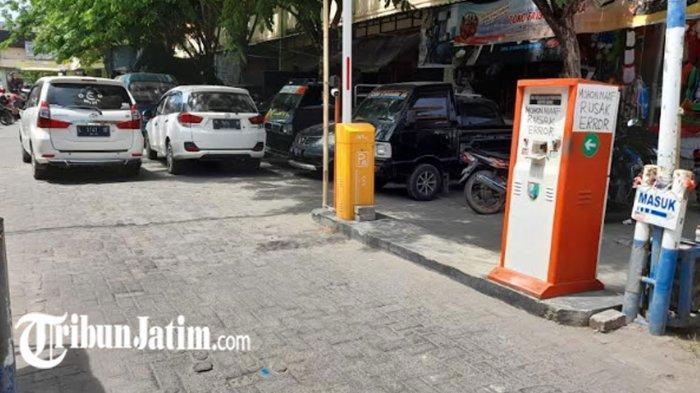Gegara Parkir Tanpa Karcis, Motor Pedagang di Pasar Srimangunan Sampang Raib Digondol Maling
