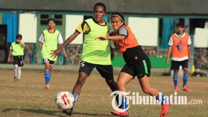 Pelatih Arema FC Putri Bicara Soal Kekuatan Lawan di Semifinal Liga 1 Putri 2019