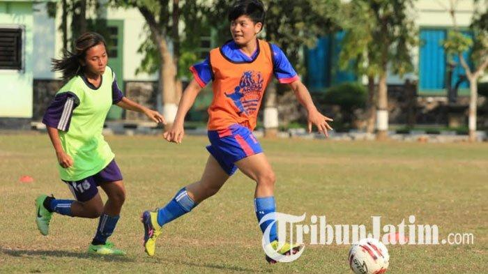 24 Pemain Arema FC Putri Sudah Ikuti Pemusatan Latihan, Kontrak Pemain Masih Abu-abu?