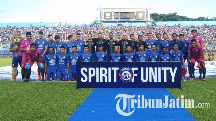 Baru Jalani Tiga Laga, Arema FC Sudah Menanggung Denda Rp 100 Juta Akibat Ulah Aremania