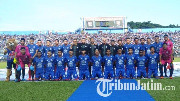 Persikabo Vs Arema FC, Mario Gomez Pastikan Skuad Singo Edan Siap Tempur di Pekan Perdana Liga 1