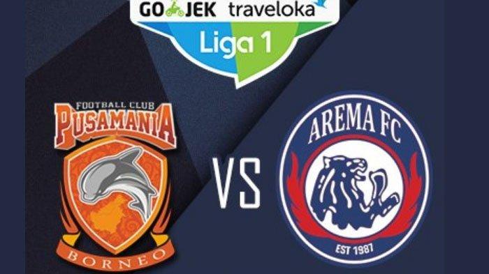 Laga Arema FC kontra Borneo FC Jadi Duel Dua Pelatih Asal Balkan