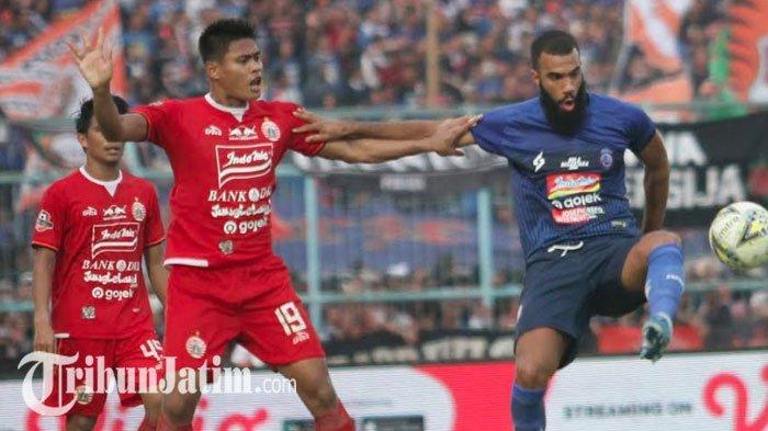 Masa Peminjamannya dari Madura United Berakhir, Fachruddin Aryanto Dilepas Persija Jakarta