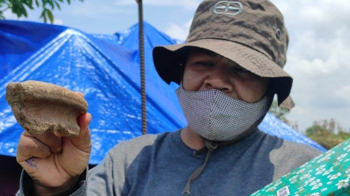 Temukan Banyak Pecahan Gerabah di Persawahan Blitar, BPCB Jatim: Diduga Kawasan Permukiman Masa Lalu