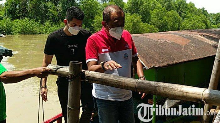 Bangkitkan Wisata Alam di Era New-Normal, Cak Armuji Boyong Influencer ke Hutan Mangrove Surabaya