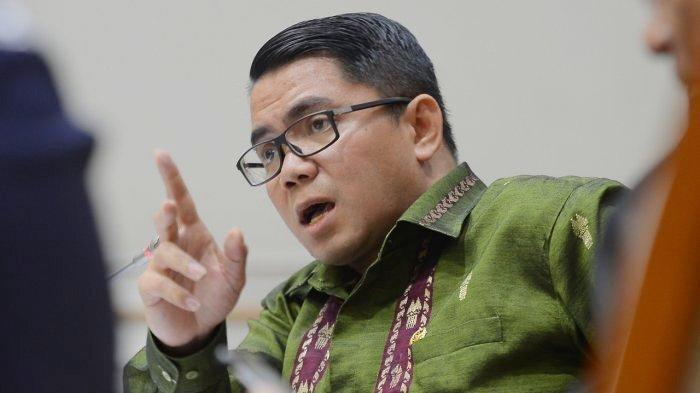 Kembali Lolos ke Senayan, Arteria Dahlan: Saya Selalu Pegang Kuat Ajaran Ortu