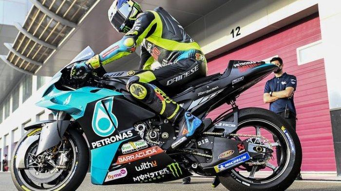 Putuskan Berpisah dengan Valentino Rossi, Petronas Yamaha SRT Bidik Pembalap Moto2