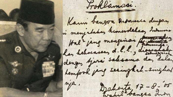 Arti Sebenarnya Di Balik Tulisan Tangan Soekarno Kepribadian Terkuak Ada Sikap Yang Tak Tersorot Tribun Jatim