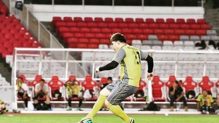 Pemain Selebritis FC, Billy Syahputra