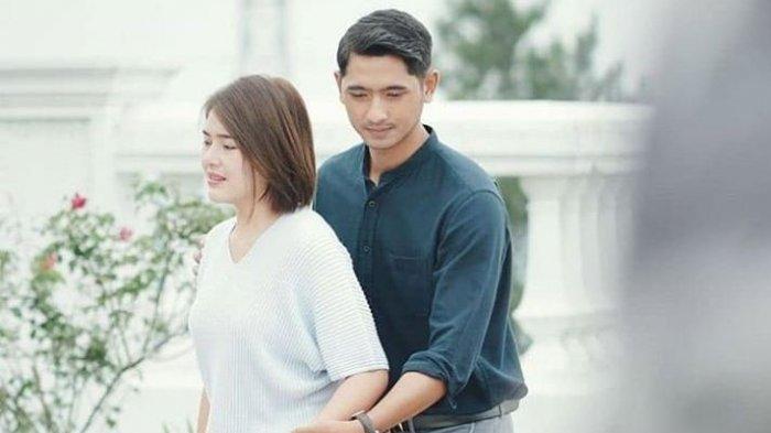 Arya Saloka Sentuh Amanda Manopo saat Makan di Warung, di Luar Adegan Syuting? Lihat Baju Al & Andin
