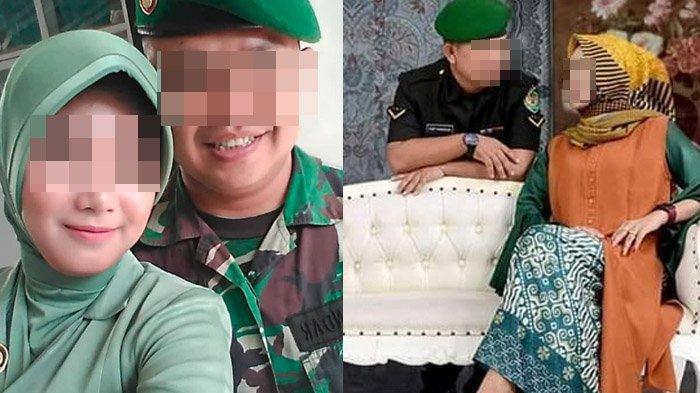 NASIB Istri Sah Anggota TNI yang Viral Pasca Bongkar Pernikahan Siri Suami di FB, Curhat Soal Fitnah