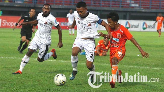 Borneo FC Vs Madura United Berakhir 2-1, Pelatih Pesut Etam Tanggapi Dua Penalti di Menit Akhir