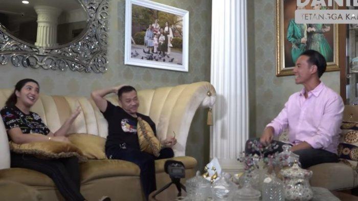 Ashanty Bongkar Kebiasaan Baru Anang Tiap Jam 10 Malam di Depan TV, Daniel Ngakak, Anang: Bukan Gitu