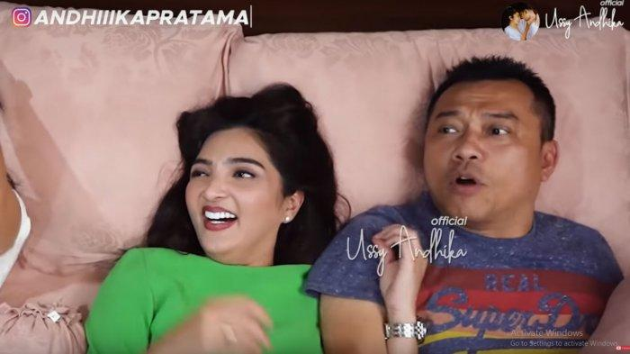 Ashanty BAB di Dalam Mobil, Ussy dan Andhika Pratama Tertawa, Anang: Cantik Tapi Kok Begini
