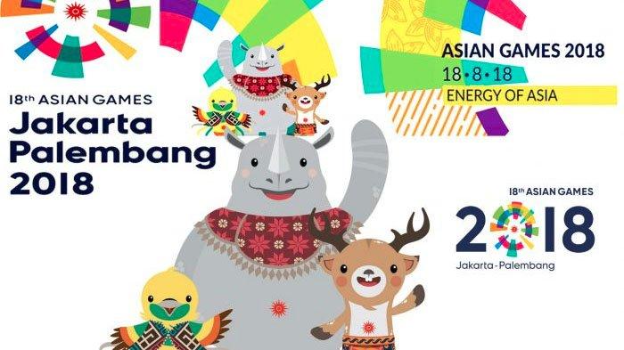 Asian Games 2018 - Ditonton 2 Menteri, Tim Putra Voli Pantai Indonesia Menang atas Oman