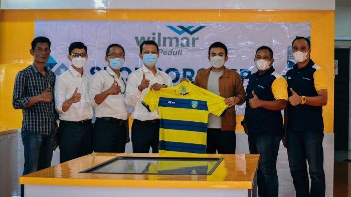 Gresik United Dapat Sokongan dari Wilmar Nabati Indonesia
