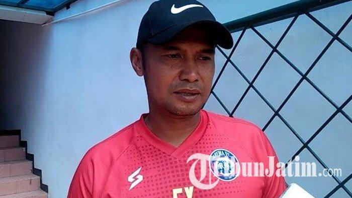 Begini Tanggapan Asisten Pelatih Arema FC Soal Wacana Regulasi Liga 1 Menggunakan Pemain U-20