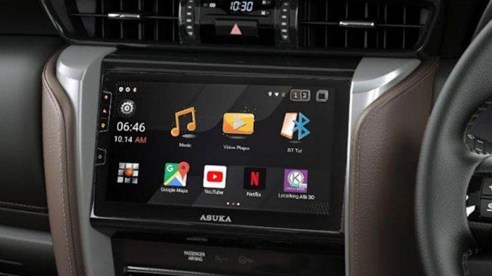 Asuka Car Tv Perkuat Pasar dengan Asuka BM-Series, 'Hiburan Nyaman dan Aman di Dalam Kendaraan'