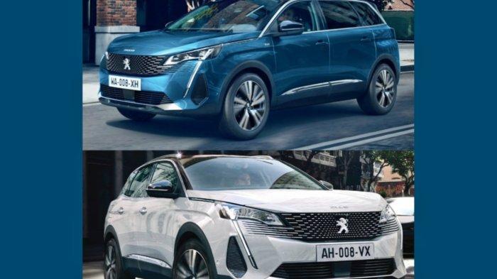 New Peugeot 3008 & 5008 Resmi Hadir di Indonesia, Tampilan Semakin Stylish dan Agresif