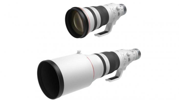 Harga Capai 200 Juta Lebih, Canon RF400mm f/2.8L IS USM & RF600mm f/4L IS USM Resmi Hadir di RI