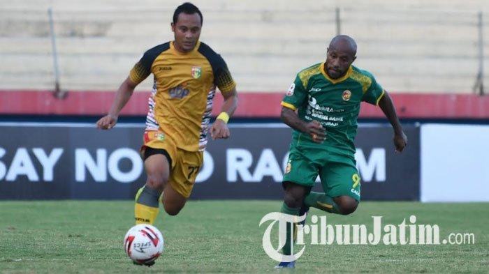 Dihambat Mitra Kukar, Sriwijaya FC Masih Optimistis Lolos ke Babak Semifinal Liga 2 2019
