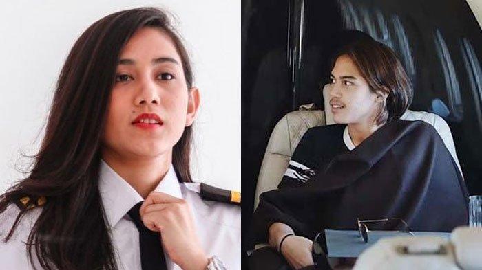 Profil Athira Farina, Pilot Cantik yang Dijodohkan dengan El Rumi, Lebih Tua 8 Tahun, Tomboy Abis!