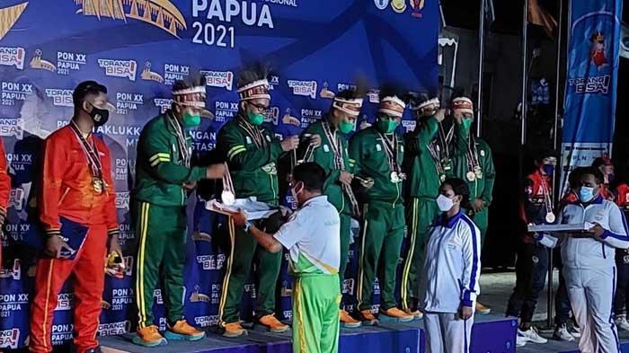 Atlet Paralayang Kota Batu Antar Kontingen Jawa Timur Raih Juara Umum di PON XX Papua 2021