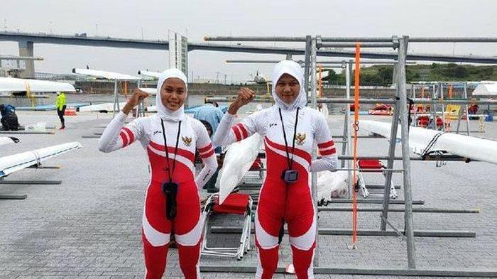 Olimpiade Tokyo 2020 - Atlet Dayung Indonesia Masih Punya Asa Lolos Semifinal
