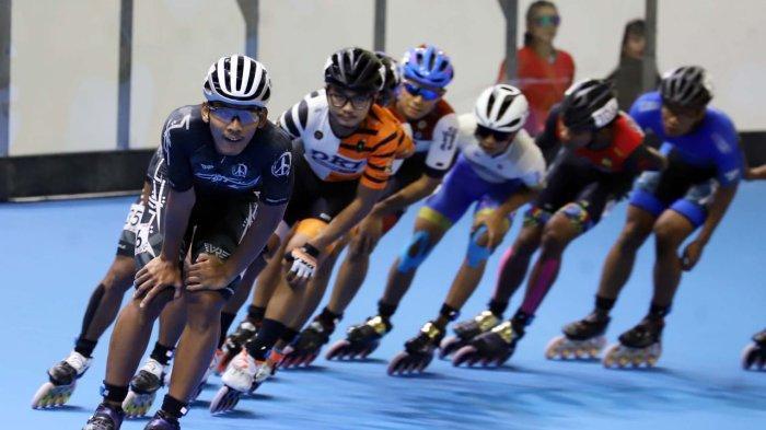 Sepatu Roda PON XX Papua 2021: Gagal Dapat Emas, Jatim Tambah Perunggu dari Nomor 15000 Meter