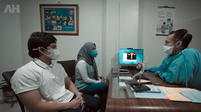 Aurel Masih Khawatir Kondisi Rahim, Atta Halilintar Justru Puas Habis Cek Dokter Kandungan: Banyak