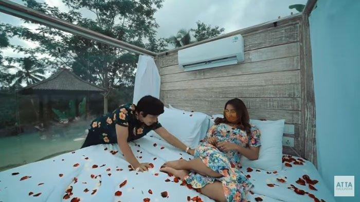 Tak Bisa Tahan Nafsu Atta Libur bareng Istri di Hotel, Protes Tak Bisa Hubungan: 3 Bulan, Aurel Malu