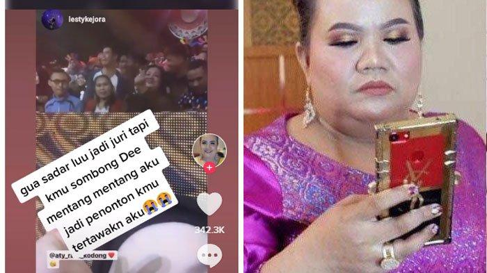 Anggap Ditertawakan Lesty Kejora, Aty Kodong Tersinggung hingga Senggol Bayaran, Bak Tak Mau Kalah