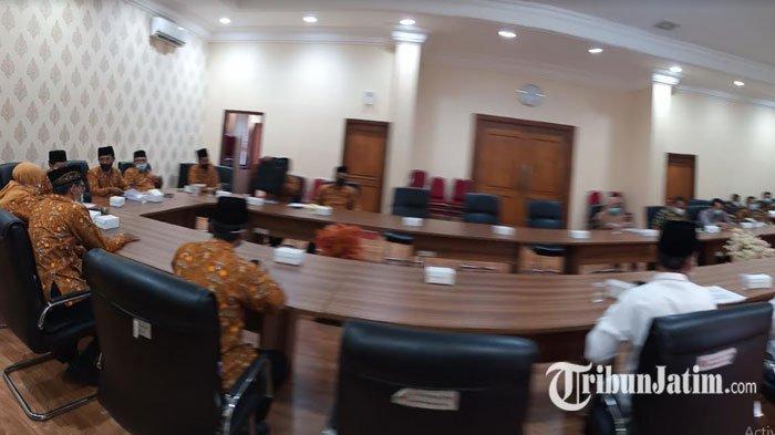Komisi A DPRD Tulungagung Meminta BKPSDM Mengusulkan Tambahan Formasi Guru Pendidikan Agama Islam