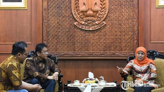 Gubernur Khofifah Ajukan 3 Kabupaten di Jatim Jadi Uji Coba Penerapan Teknologi Digital Perikanan