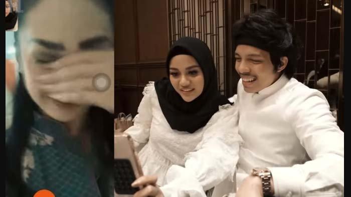 Aurel Lemas Ditelepon Krisdayanti, Istri Atta Menangis, Permintaan Maaf KD Terucap: Aku Gak Nemenin